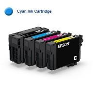 Epson C13T349290 Cyan Ink for WF-3721 Printer