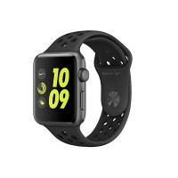 Apple Watch Series 2 Nike+ 42mm Space Grey Aluminium Case with Anthracite/Black Sport Band