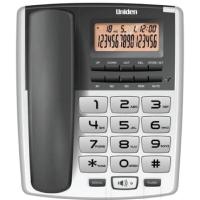 Uniden AS7402 Corded Landline Phone With Caller ID & Speaker