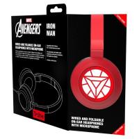 Marvel Headphone POP Iron Man