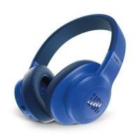 JBL E55BT Headphones (Blue)