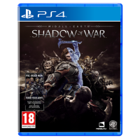 PS4 Middle-Earth Shadow of War Standard Edition M18