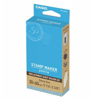 Casio Pomrie STH-3060 Replacement Stamp Kit (30x60mm)