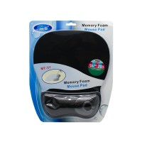 PRS MF-01 Memory Foam Mouse Pad (Black)