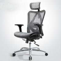 Inkagu M57-2 Mesh Executive Chair Grey Mesh