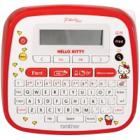 Brother PT-D200KT Label printer (Hello Kitty)