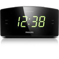 Philips AJ3400 Big Display Clock Radio