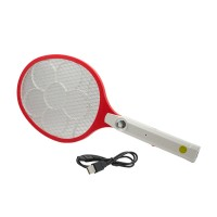 PRS USB Electronic Mosquito Swatter (Red)