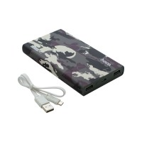 BOS HOCO B12C-13000mAh Power Bank Camouflage