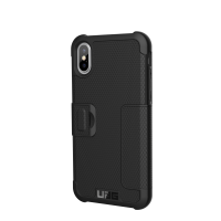 UAG iPhone X Metropolis Case (Black)