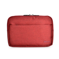 Agva [8 inch] Gadget Pouch (Red)