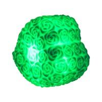 PRS LED Night Light -Heart Shape With Rose Image