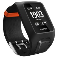 TomTom Adventurer Cardio + Music Fitness Watch (Black)