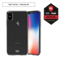 Redmonster iPhone X RETHINK ARMOUR Soft Case (Soft Ice)