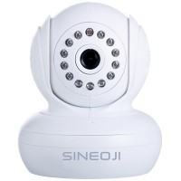Sineoji 2 MegaPixel HD Wireless Pan & Tilt IP Camera (PT713V)