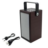 PRS BT99L LED Wireless Speaker (Wooden)