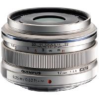 Olympus Lens (17mm F1.8 Lens)