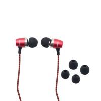 IPIPOO B70hi Wired Earphone With Mic (Red)