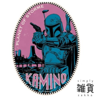 Star Wars Travel Sticker 7 Kamino