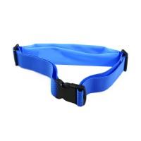 PRS Silm Sport Waist Pouch with 2 pocket (Blue)
