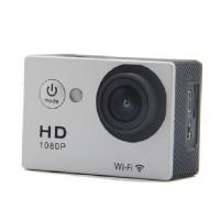 POSH W11 WiFi Action Camera (Silver)