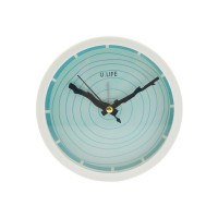 PLG MC-02 Mini Clock (Blue)