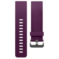 fitbit blaze CLASSIC Accessory Band (Plum) Size S