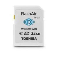 Toshiba Flashair 32GB Class 10