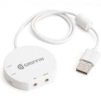 Griffin iMic (Mic / Line-In USB Interface)