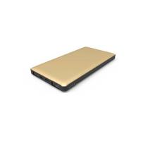 Michi MH10000mAh Type C Powerbank (Gold)