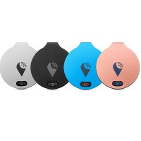 TrackR Bravo Bluetooth Tracking Device - Key Tracker, Phone Finder, Wallet Locator (Bundle of 4)