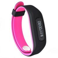 Actxa Swift Fitness Tracker (Pink)