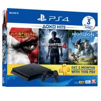 PlayStation 4  [500GB Hits Bundle]