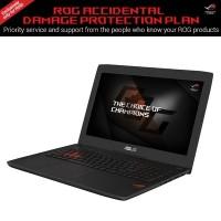 Asus GL502VM-FY219T ROG Gaming Notebook (Intel i7, 16GB RAM, 1TB HDD + 128 SSD, GTX1060(6G)