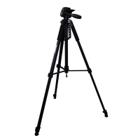 Samurai DX999 Aluminum Light-weight Tripod (Black)