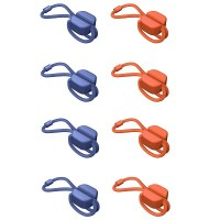 Bluelounge Pixi (Small) Orange/Blue