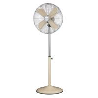Thomson TM-FD40MC Retro Pedestal Fan (Cream)