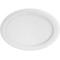 Philips 59524 Marcasite 175 18W 65K White DownLight