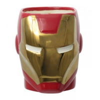 Monogram Ceramic Mug  (Iron Man)