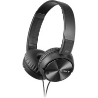 Sony MDR-ZX110NC Noise Cancelling Headphones (Black)