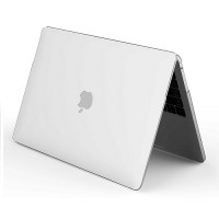 Devia MacBook Pro Crystal Clear Hard Jacket Cover [15-inch - 2016]