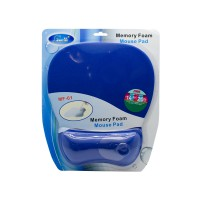 PRS MF-01 Memory Foam Mouse Pad (Blue)