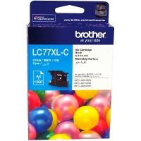 Brother Ink cartridge Cyan (LC77XLC)
