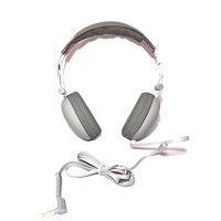 PRS P-HS06 Headset with Mic (Grey)