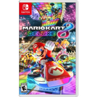 Nintendo Switch MarioKart (8 Deluxe)