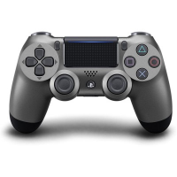PS4 Dualshock 4 Wireless Controller [CUH-ZCT2G]  (Steel Black)