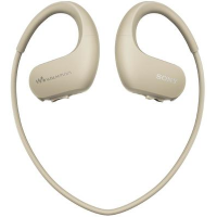 Sony Waterproof Earphones 4GB (NW-WS413) (Ivory)