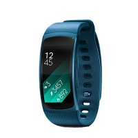 Samsung Gear Fit2 Sports Band (HR + GPS) (Size L) (Blue)