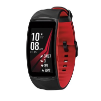 Samsung Gear Fit2 Pro (S) Smart Band (Red)