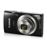 Canon IXUS 185 Pocket-Size Camera (Black)
